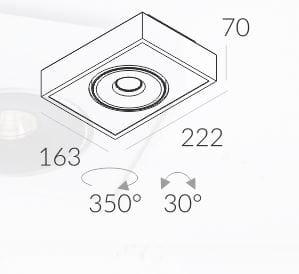 Lava X1 NT edge.LED-191